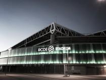El RCDE Stadium se ilumina de verde para homenajear al Chapecoense