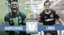 Resumen y goles Chapecoense 1-3 Lanús por la Conmebol Libertadores 2017