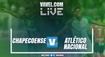 Chapecoense vence o Atlético Nacional naRecopa Sul-Americana(2-1)