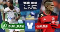 Chapecoense x Flamengo AO VIVO online pelo Brasileirão 2016 (0-0)
