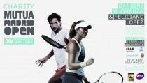 """El Mutua Madrid Open celebra un """"Charity Day"""""""