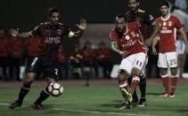 Previa Benfica - Chaves: duelo por la cima
