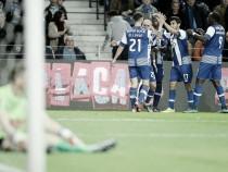 Fortuna y tres puntos para el Porto