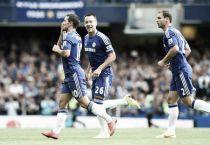 Dos destellos de calidad dan tres puntos más al Chelsea
