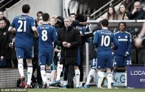 Hull City 2-3 Chelsea: Remy the super sub saves Mourinho's blushes
