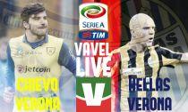 Risultato Chievo Verona - Hellas Verona di Serie A 2015/2016 (1-1): Pisano Chiama, Castro risponde