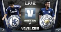 Chelsea vs Leicester City en vivo y en directo online