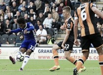 Willian y Marcos Alonso valoran la victoria ante el Hull City