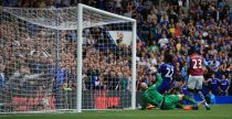 Chelsea faultless at home against Aston Villa