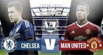 Chelsea vs Manchester United en vivo y en directo online