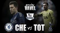 Previa Chelsea - Tottenham: el título o la dignidad