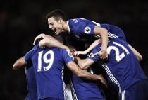 Diego Costa decide el derbi de Londres en el último minuto