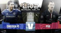 Resultado Chelsea vs PSG (2-2)