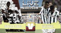 Resultado Chicó vs Nacional en vivo (3-2)