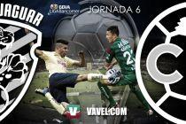 Jaguares de Chiapas vs América en vivo online