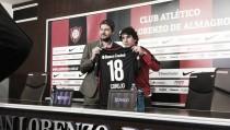"""Mathías Corujo: """"Llegar aSan Lorenzo es un lindo desafío"""""""