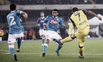 Il Chievo aspetta il Napoli per fare cento in Serie A