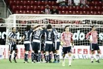 Sin lugar a empates entre Chivas y Rayados