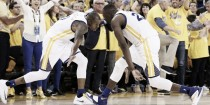 Resumen NBA: los Raptors siguen con su maldición; Warriors, 2-0