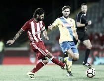 Olympiacos terminó con el sueño europeo de FC Arouca