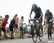 Chris Froome, querer y no poder