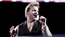 Chris Jericho comments on his clash with Brock Lesnar