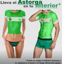 El Atlético Astorga presenta su campaña de socios