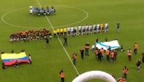 Ola de alegría con la selección gallega