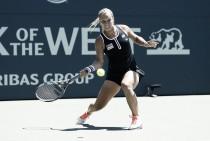 Cibulkova y Konta superan sus debuts con éxito