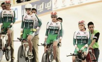 Determinada selección mexicana para Panamericano de Ciclismo de Pista