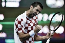 Marin Cilic derrota Richard Gasquet e garante a Croácia na decisão da Copa Davis