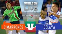 Cimarrones arranca con victoria el Apertura 2016
