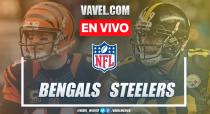 Resumen y touchdowns Bengals 3-27 Steelers en NFL 2019