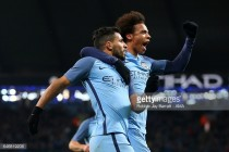 Manchester City 5-1 Huddersfield Town: Insatiable home side move into quarter-finals