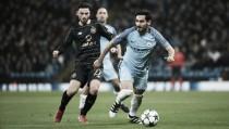 Manchester City sai atrás, pressiona e empata contra Celtic