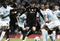 Juventus-Manchester City: Batalla por ser el líder
