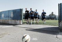 El Espanyol vuelve a trabajar