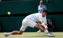 Wimbledon 2015, Djokovic supera Tomic in tre set