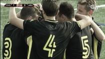 El Deportivo Aragón gana el primer asalto ante el CD Choco