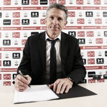 Claude Puel announced as Southampton manager