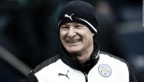 """Ranieri: """"Esta liga está loca, pero tenemos que seguir soñando"""""""