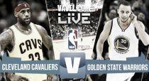 Cleveland Cavaliers vs Golden State Warriors, NBA en vivo y en directo online