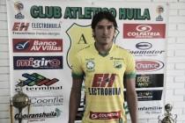 John Lozano deja el Deportivo Cali y regresa al Atlético Huila
