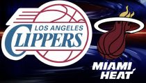 Miami Heat vs Los Angeles Clippers en vivo y en directo online
