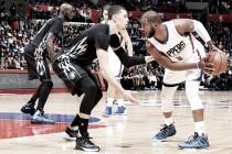NBA, vincono Clippers e Hornets. Guizzo Nets contro Detroit