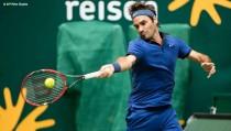 ATP Halle - Federer doma Goffin, Zverev in semifinale. Forfait Kohlschreiber, sorride Thiem