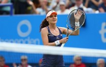WTA Eastbourne - Avanza la Radwanska, cade la Kvitova. Il programma odierno