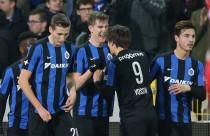 Bruges rejoint le Standard