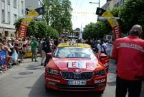 Resultado etapa 5 del Tour de Francia 2016: Van Avermaet vence y se viste de amarillo