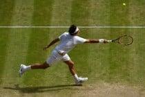 Wimbledon - Eroico Federer, è semifinale. Battuto Cilic in rimonta